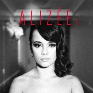 """Обложка нового альбом Ализе - """"5"""""""